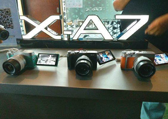 kamera mirrorless