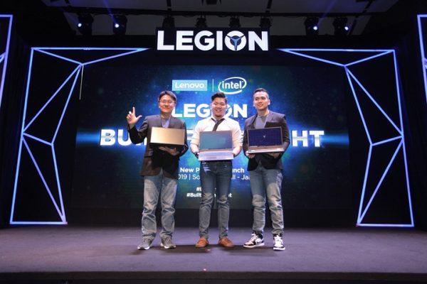 laptop gaming lenovo legion