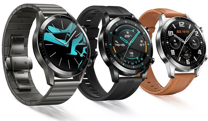 smartwatch terbaru huawei watch gt 2