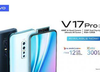Selling Day vivo V17 Pro