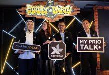 XL PRIORTAS Luncurkan Paket myPRIO Talk+