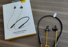 earphone realme buds wireless