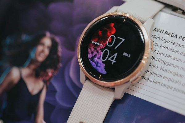 smartwatch Garmin Venu (Foto B)