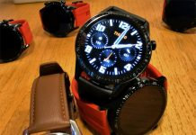 smartwatch HUAWEI watch GT 2 (b)