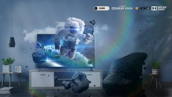 Panasonic 4K TV GX800