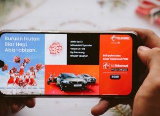 Telkomsel Siaga Sebar Hepi 2019-1