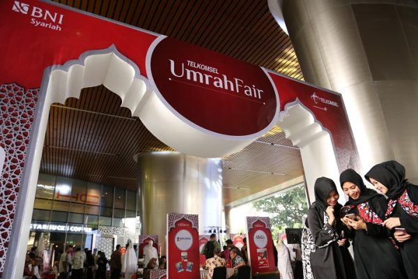 Telkomsel Umrah Fair-3
