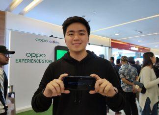 YouTuber Kevin Hendrawan Pakai OPPO Reno2