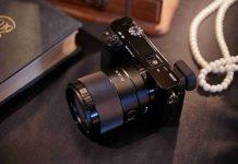 kamera mirrorless SONY Alpha A6100