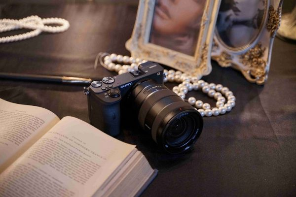 kamera mirrorless SONY Alpha A6600