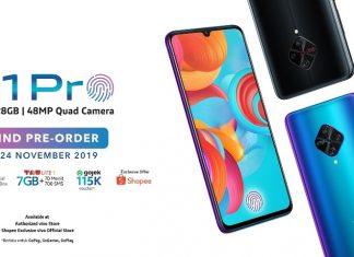 pre order vivo s1 pro