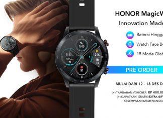Hadir di Indonesia, HONOR Magic Watch 2 Bisa Dipesan Mulai 12 Desember 2019 (3)