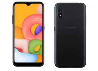 Harga Rp1,5 Jutaan, Samsung Galaxy A01 Diam-diam Telah Diumumkan