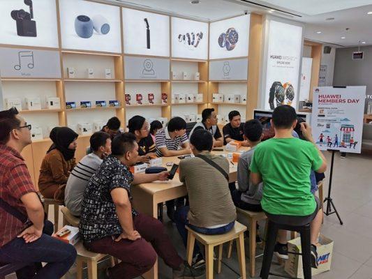 Huawei Member Class - 3