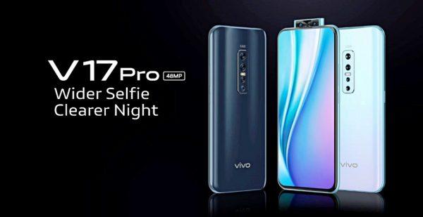 keunggulan Vivo V17 Pro