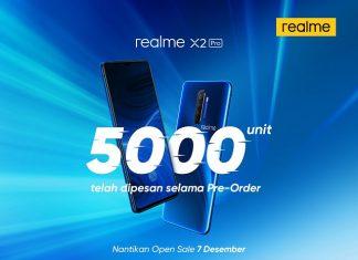 realme X2 Pro Pre-Order Result