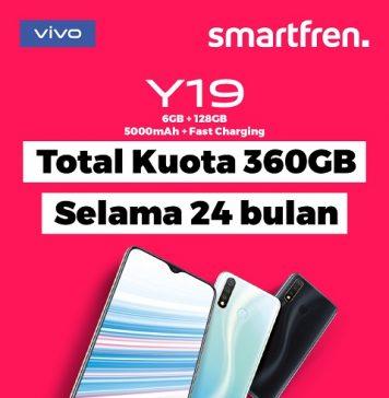 smartfren VIVO Y19