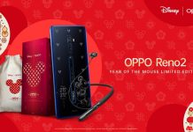 OPPO Reno2 Year of the Mouse