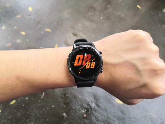 review honor magic watch 2 (2)