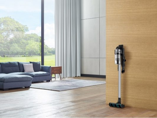 Samsung Launches Jet Vacuum Cleaner