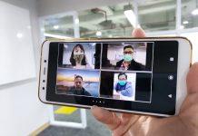 SmartFren Business Online Meeting dengan Zoom Mobile Apps