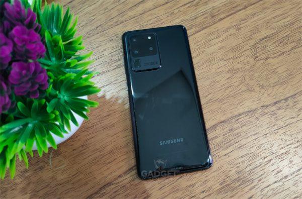 kamera Samsung Galaxy S20