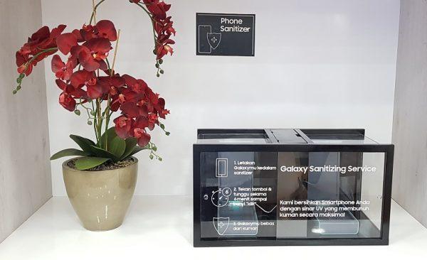 Samsung Service Center - Layanan Galaxy Sanitizing Service