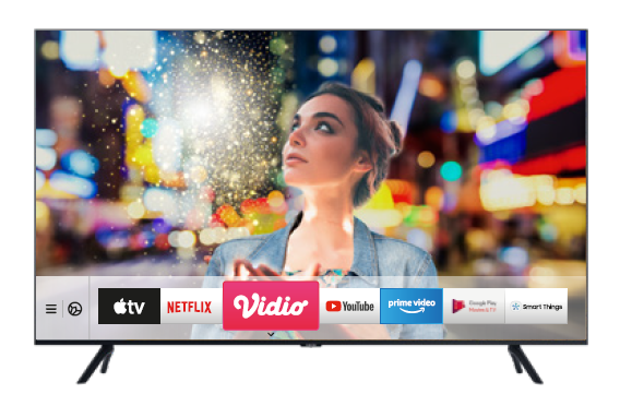Samsung Super Smart TV 2020 - TU8000 - Image 4