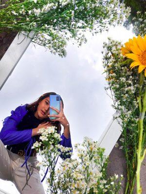 Tips Salshabilla Adriani pakai Samsung Galaxy A71