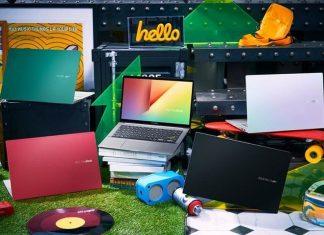 laptop terbaru ASUS VivoBook S14 (M433)