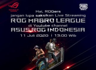 main game online Asus ROG