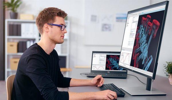 pilih layar monitor