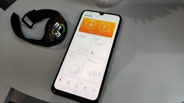 smartwatch huawei GT 2e 4