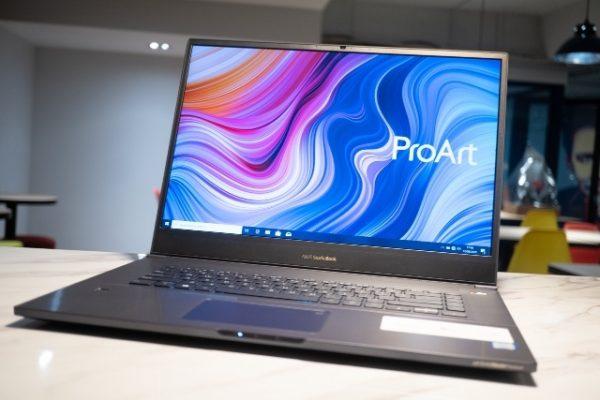 Review of ASUS ProArt StudioBook Pro 17 W700