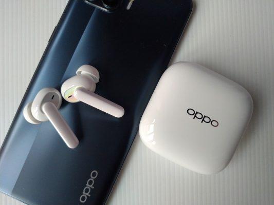 earphone oppo enco W51 (2)