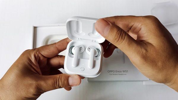 earphone oppo enco W51 (4)