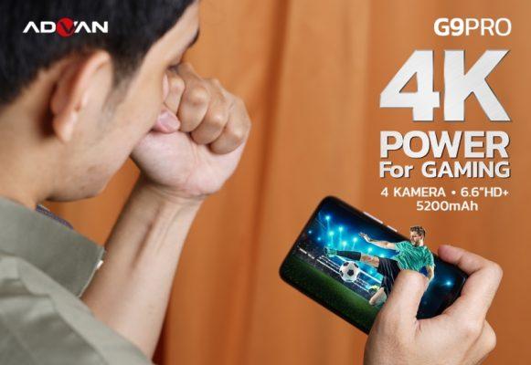 ADVAN G9 vs G9 Pro
