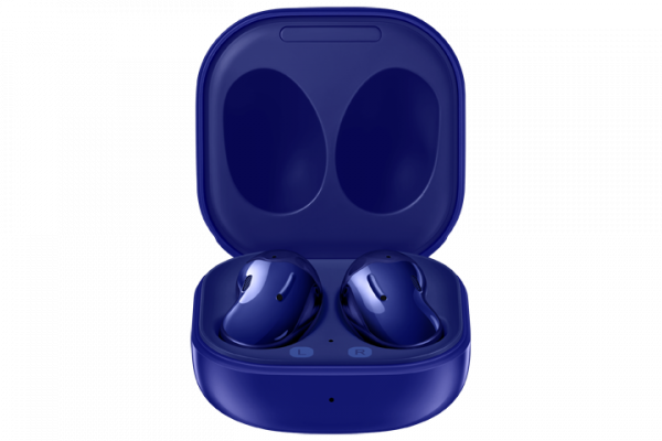 Samsung Galaxy Buds Live_Case-Front-Open-Combination_Mystic Blue