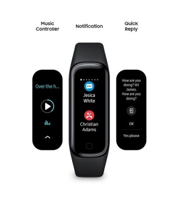 Samsung Galaxy Fit 2 - Seamless connectivity