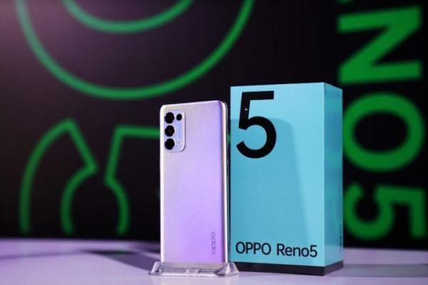 beli OPPO Reno 5