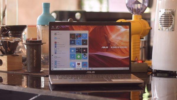 ASUS Vivobook M409D