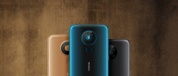 Hp Nokia 5.4