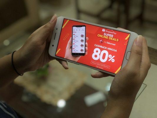 Telkomsel dan ShopeePay