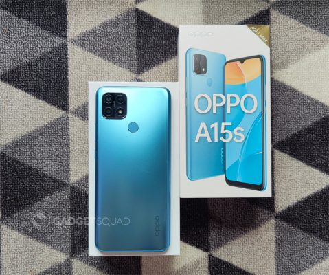 oppo A15s