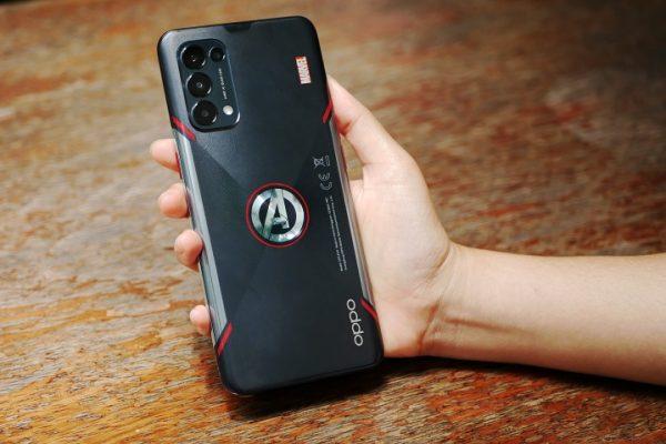 Beli OPPO Reno 5 Marvel Avengers Edition