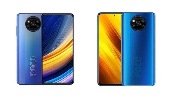 Xiaomi Poco X3 Pro vs Poco X3 NFC