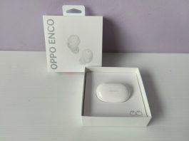 OPPO Enco Buds earbuds earphone
