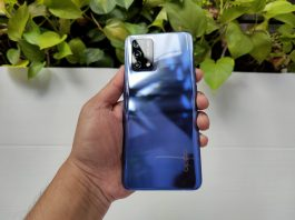 review oppo A74 b