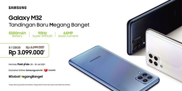Samsung Galaxy M32 (1)