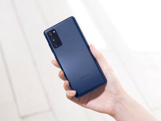 Samsung Galaxy S20 FE Snapdragon 865 (1)
